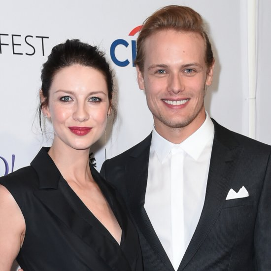 Outlander Cast at PaleyFest 2015