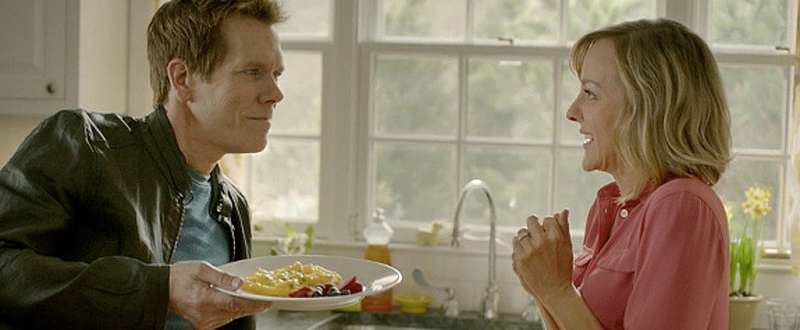 Kevin Bacon's Ad For Eggs Is Everything You'd Expect and So Much More
