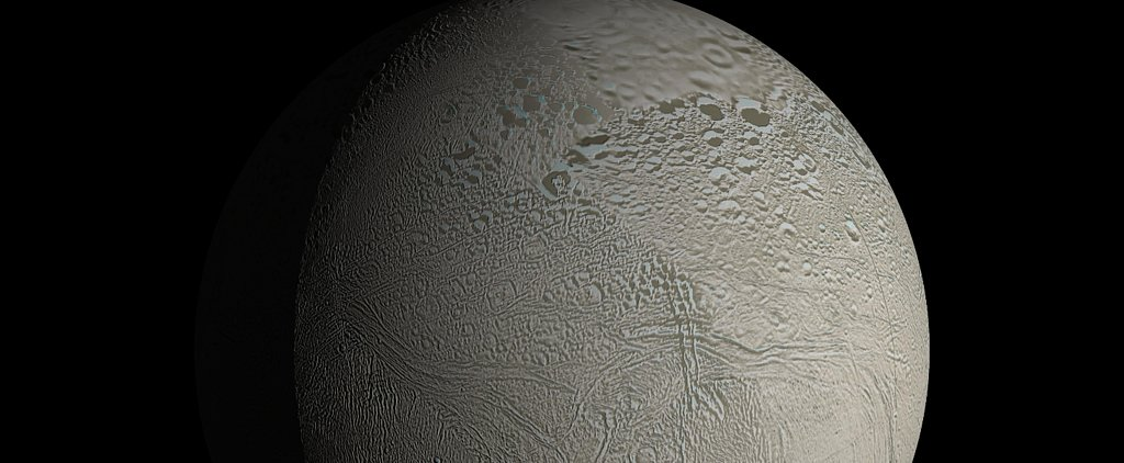 Top Contender For Life Outside Earth: A Saturn Moon