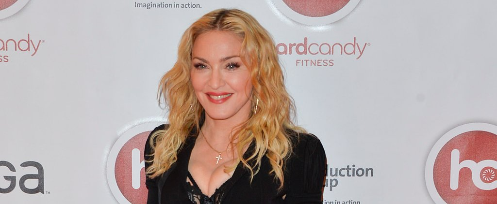 "From ""Hell"" and Back, Madonna Lives to Tell"