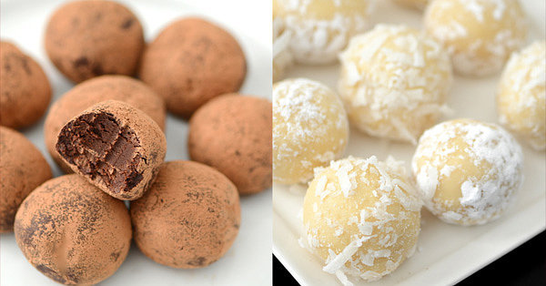 Make Your St. Paddy's Day Twice as Nice With These 2 Types of Irish Truffles