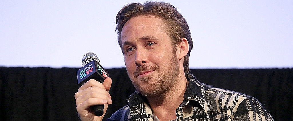 11 Times Ryan Gosling Was Beyond Hot at SXSW