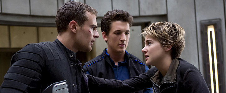 Get a Peek at the Divergent Sequel With the Insurgent Pictures