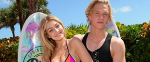 Gigi Hadid and Cody Simpson's Spring Break Party Is Seriously Sexy