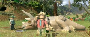 You Cannot Miss the Latest Lego Jurassic Park Trailer
