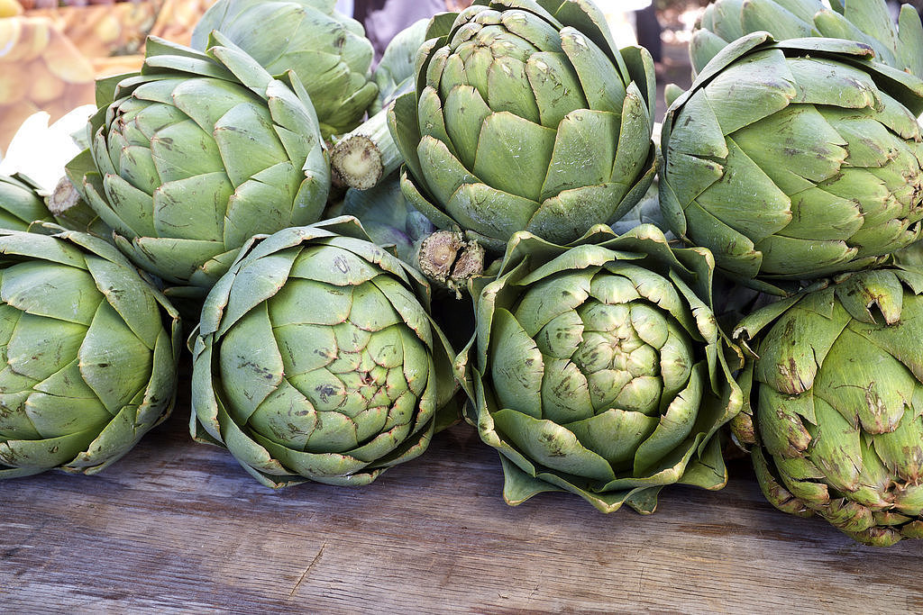 The Spring Food: Artichokes