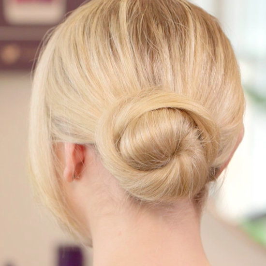 3 Seriously Chic Hairstyles You Can Do in 10 Minutes or Less