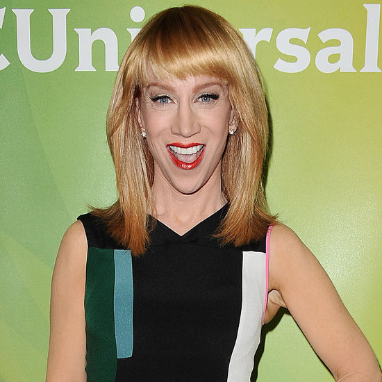 Why Kathy Griffin Quit Fashion Police