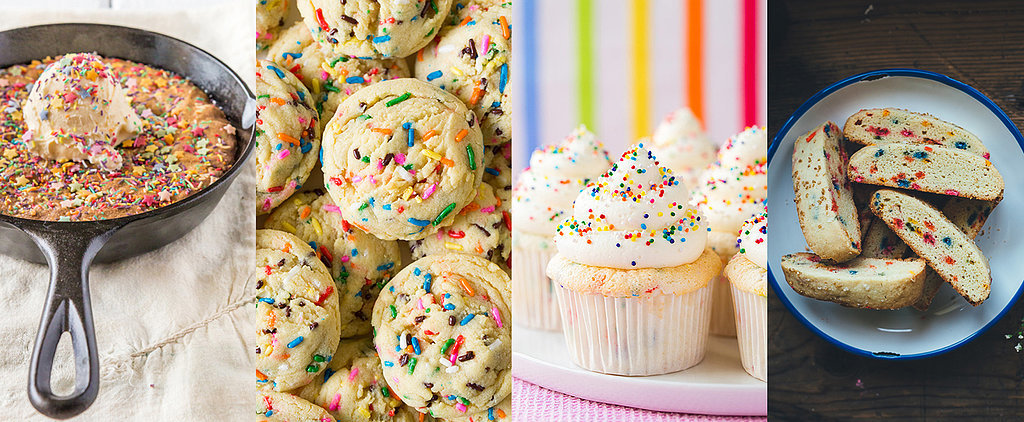 Funfetti-fy Your Life With 20+ Recipes