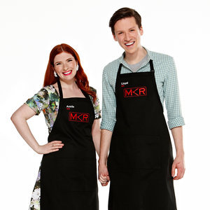 My Kitchen Rules 2015 Elimination Interview: Annie and Lloyd