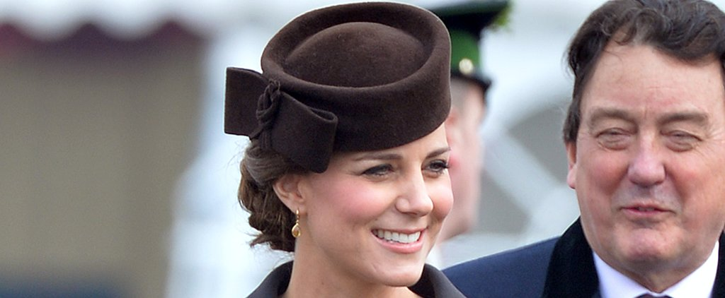 You Have to See Kate Middleton's Updo From the Back