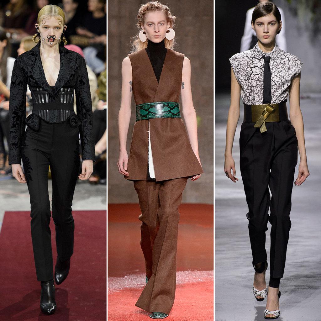 Представляем вашему вниманию 12 модных тенденций, которые будут особенно популярны этой осенью: