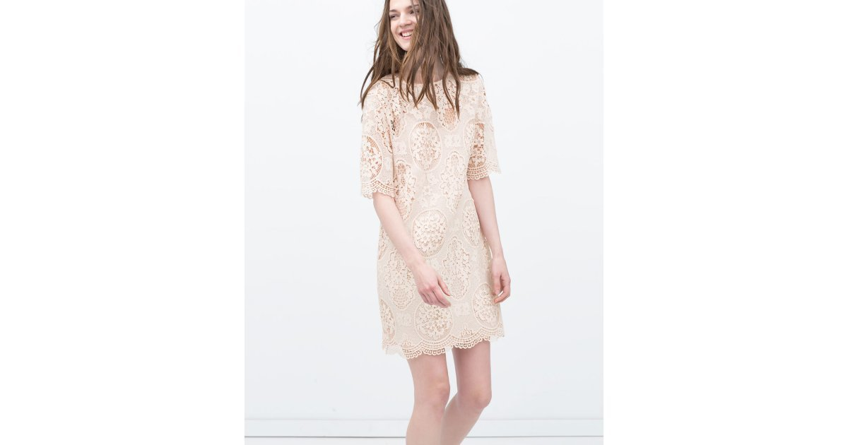 Zara Bridal Short Wedding Dresses 108