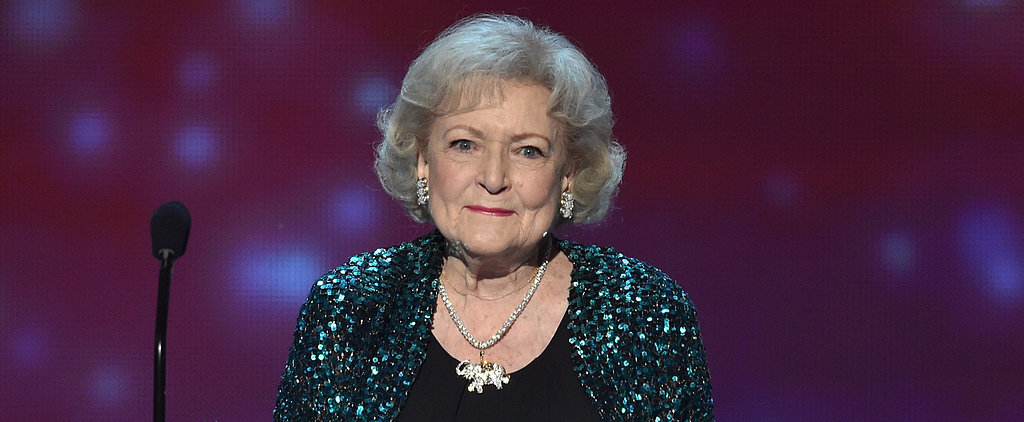 Betty White Will Receive a Major Television Honor