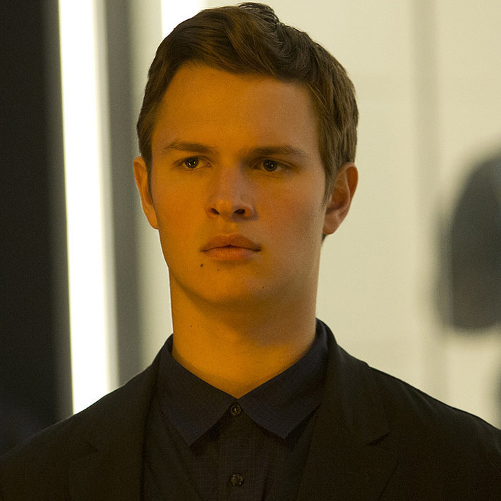 Ansel Elgort Interview About Insurgent | Video | POPSUGAR ...