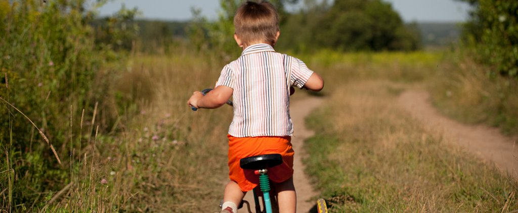 Learning to Appreciate Your Child's Fearlessness