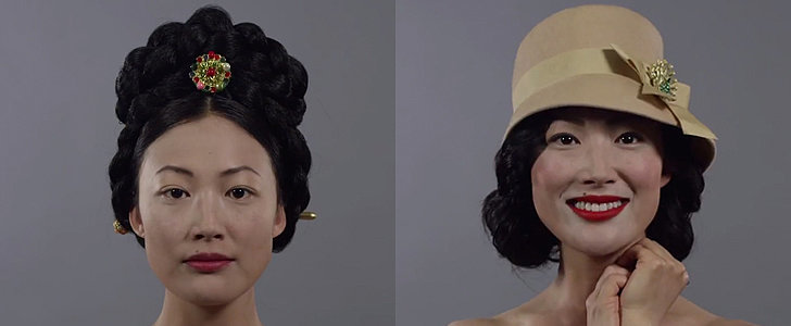 See How Korean Beauty Trends Have Changed Over 100 Years