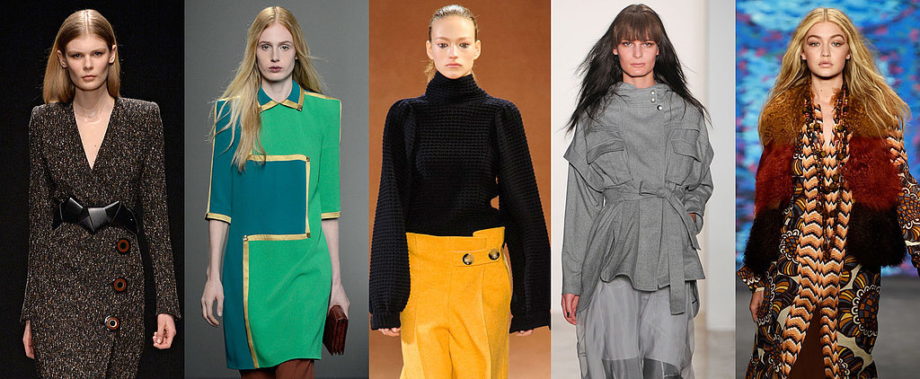 The 12 Fall Fashion Trends You Need to Know About Now