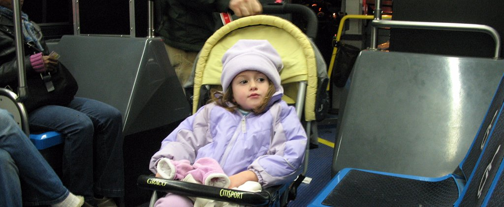 Chicago Mom Fights For Open Strollers on City Buses, Compares Them to Wheelchairs