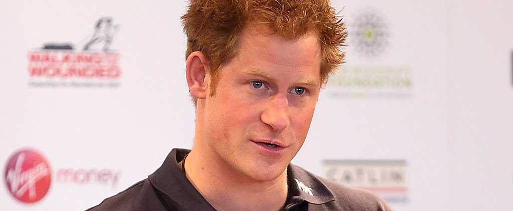 Prince Harry Vows to Help All Wounded Veterans