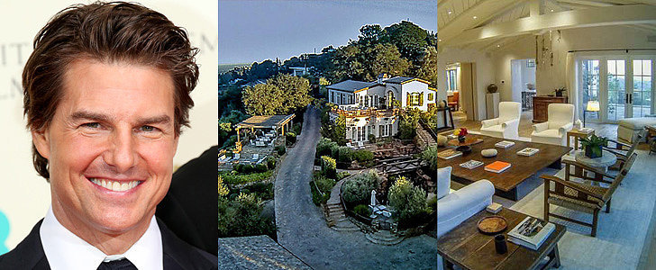 You'll Wish You Were the Buyer of Tom Cruise's Hollywood Home