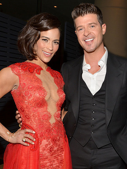 Robin Thicke and Paula Patton's Divorce Is Officially Granted
