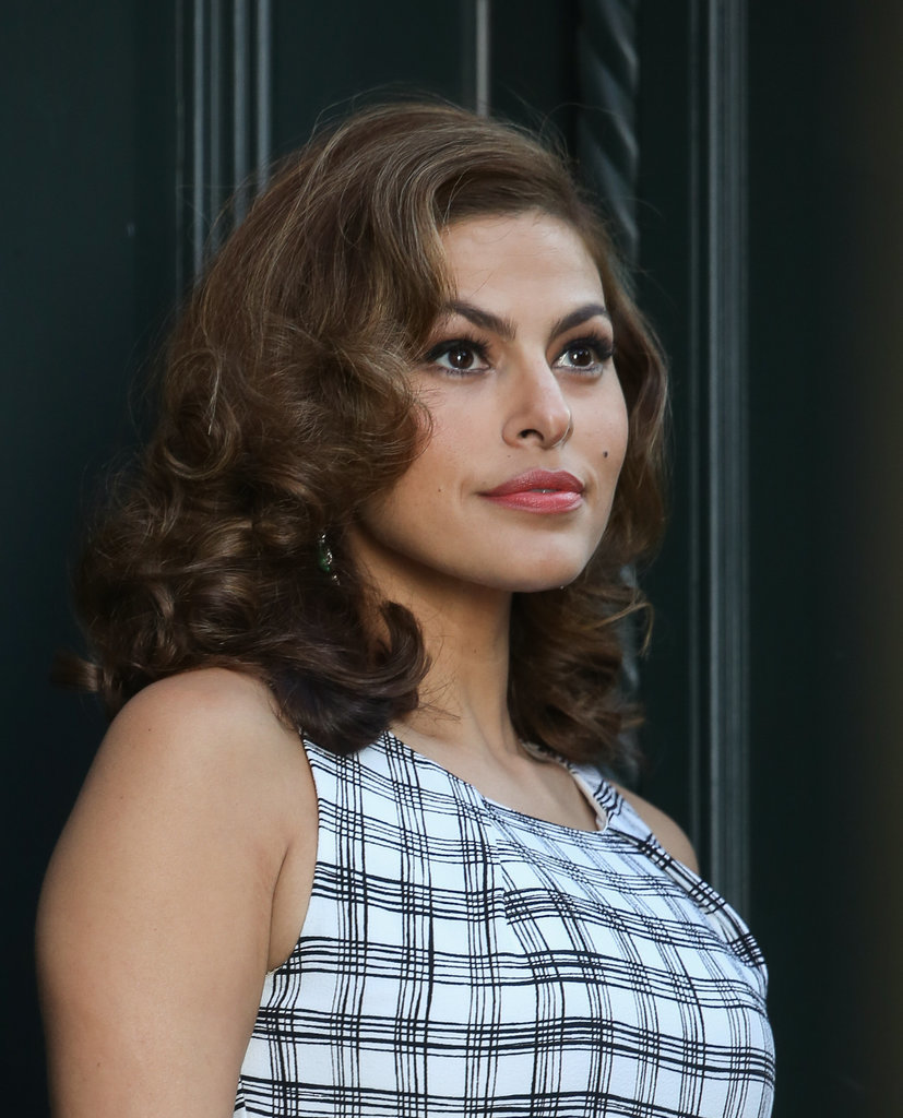 Eva Mendes Makeup Tips...