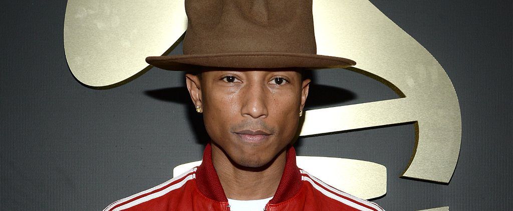"Pharrell Speaks His Mind About the ""Blurred Lines"" Verdict"