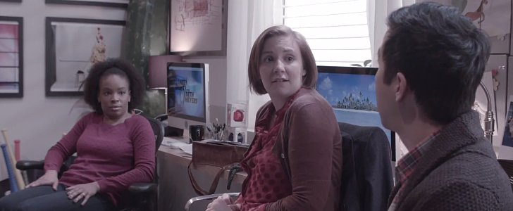 What If Girls' Hannah Horvath Joined Seth Meyers's Writing Staff?
