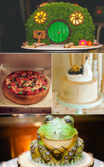 20+ Creative and Quirky Groom Cakes