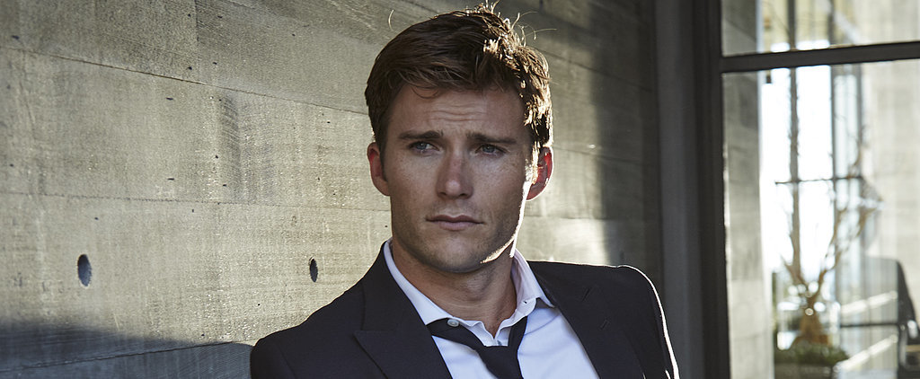 9 Photos That Will Make You Wish Scott Eastwood Were Christian Grey