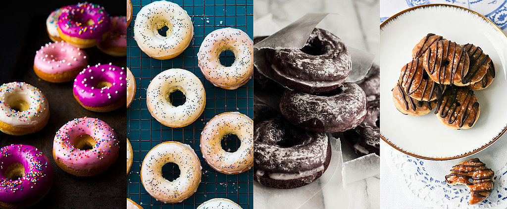 14 Baked Doughnut Recipes, Because Frying Is Overrated (and Messy!)