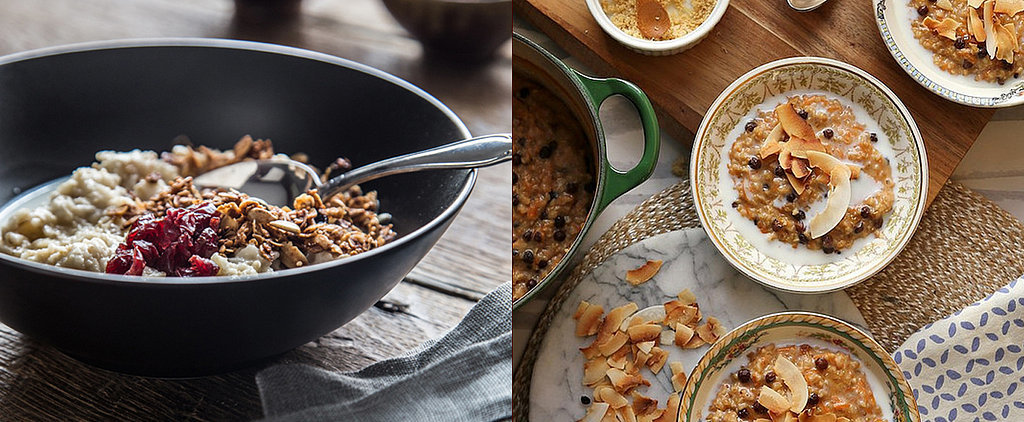 15 Recipes That'll Make You an Oatmeal-Every-Morning Sort of Person