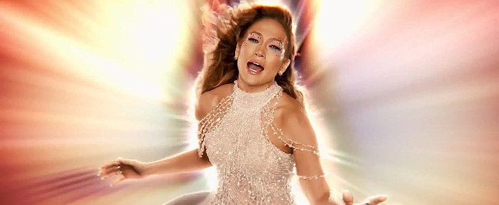 "Jennifer Lopez Dances With Aliens in the Video For ""Feel the Light"""