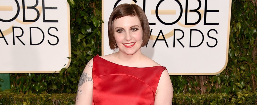 Lena Dunham Makes Her Debut on Scandal