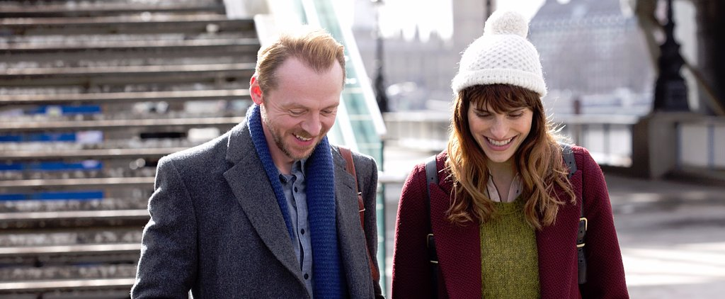 Lake Bell and Simon Pegg Fall For Each Other in the Trailer For Man Up