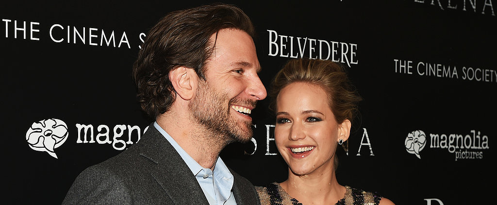 Jennifer Lawrence and Bradley Cooper's Reunion Just Couldn't Be Cuter
