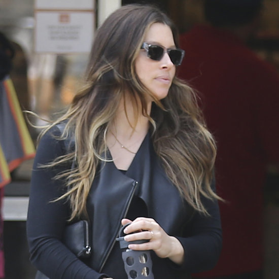 Pregnant Jessica Biel at Whole Foods | Pictures