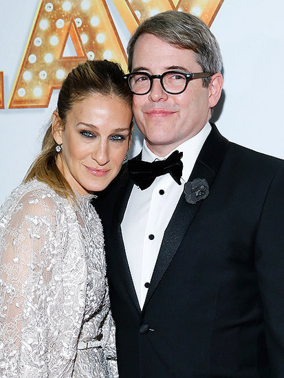Sarah Jessica Parker Celebrates Matthew Broderick's  Birthday in Tropical Paradise (PHOTOS)