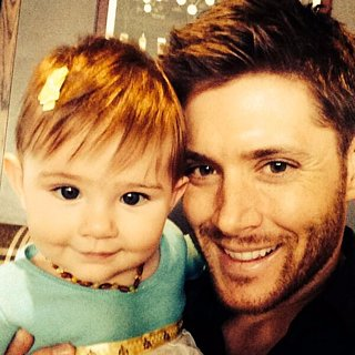 Jensen Ackles's Family Photos on Instagram