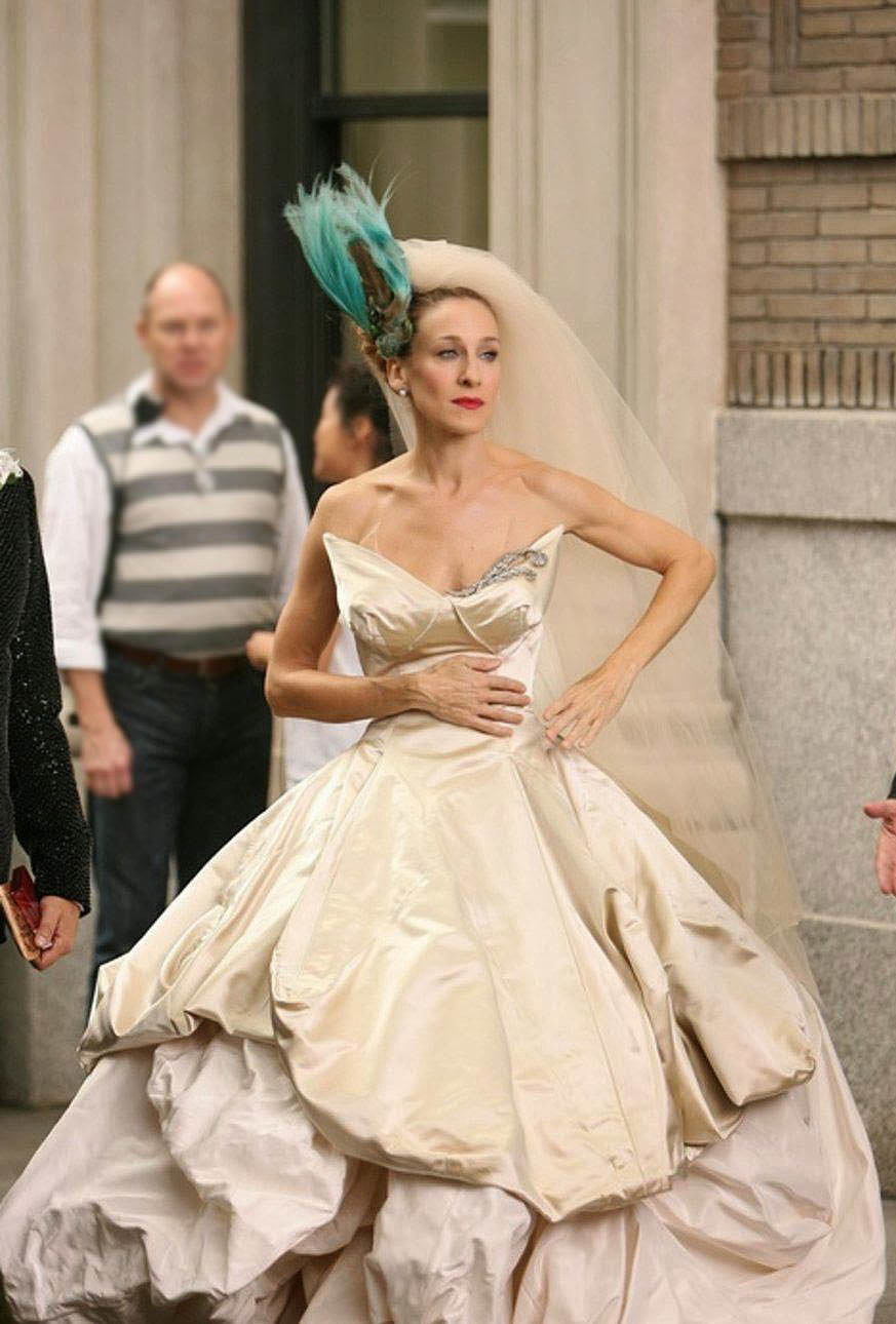 Sex and the city wedding pics 33
