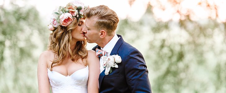 This Romantic Wedding Is Your Ultimate Inspiration For a Spring Ceremony