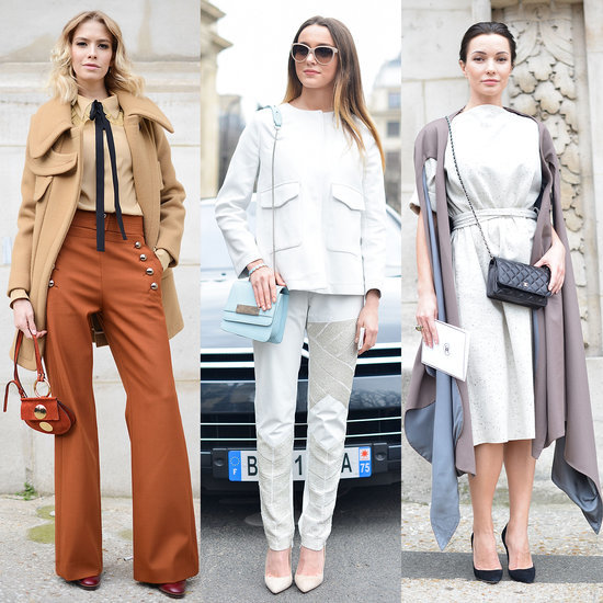 Neutral Street Style