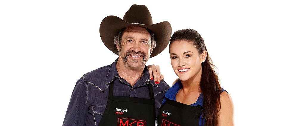 Lynzey Reveals the Pros and Cons of Cooking With Her Dad on MKR