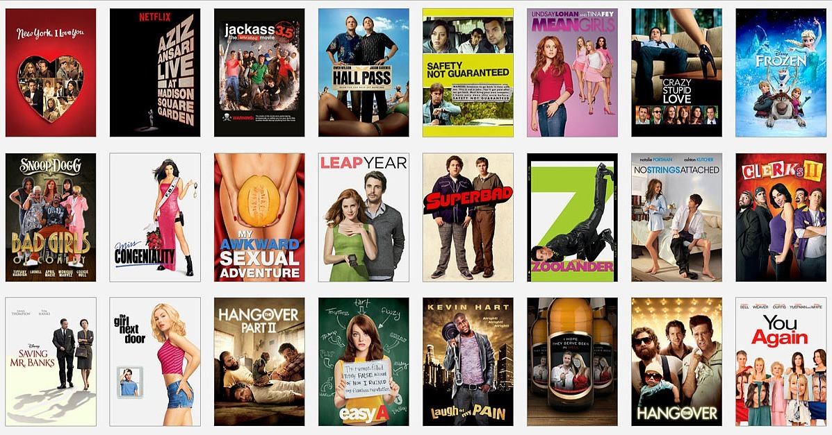 Best movies and tv shows on netflix australia march 2015 for Watch a good movie