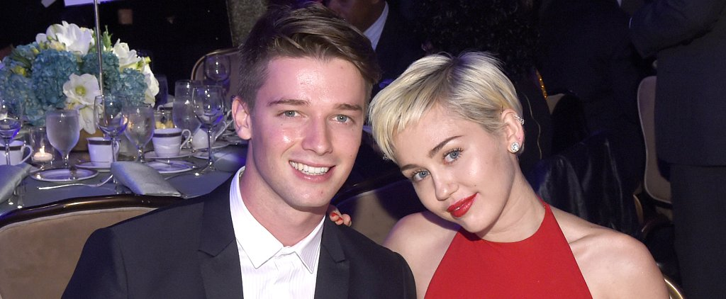 Miley Cyrus and Patrick Schwarzenegger Have a Romantic Date Night