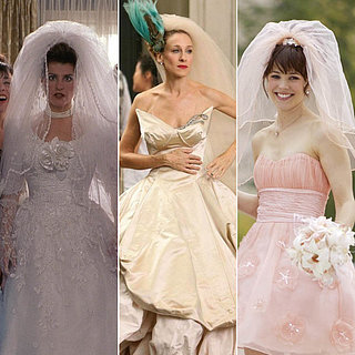The 30 Most Iconic Film Wedding Dresses of All Time