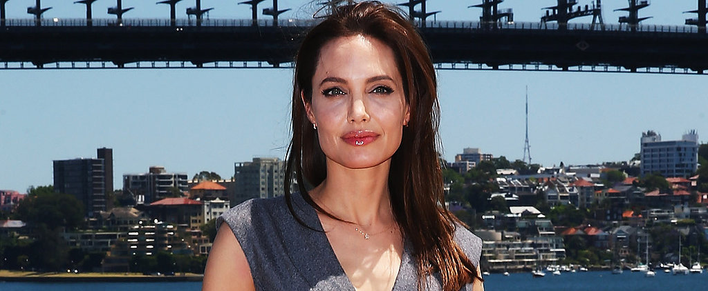 "Angelina Jolie on Surgery: ""I Will Not Be Able to Have Any More Children"""