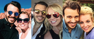 12 Snaps That Show Britney Spears Has Found Love