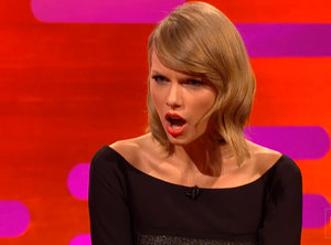 Taylor Swift Would Like Us to Know That Her Grammar is Perfect
